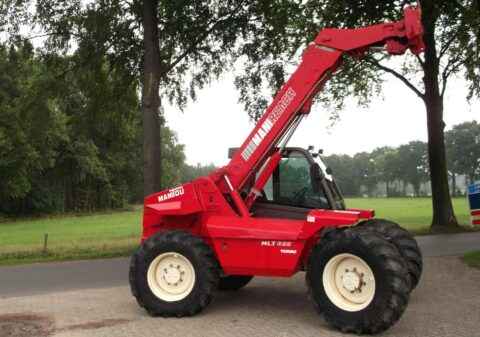 Manitou MLT 628T - Afbeelding 1